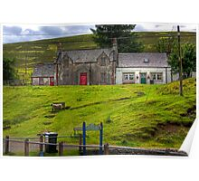 Burnside Cottages Poster