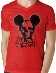 Life is but a dream Mens V-Neck T-Shirt
