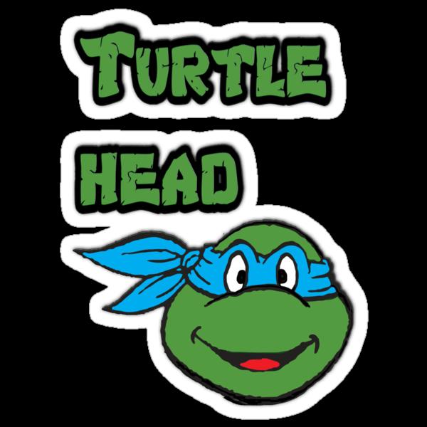 Turtle Head by gmanquik
