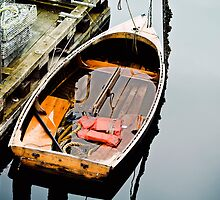 Damp Dinghy by lgraham