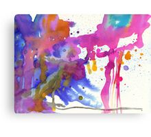 My summer colors Canvas Print