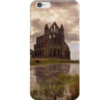 Reflections of Whitby iPhone Case/Skin