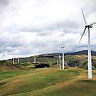 Te Apiti Wind Farm by KateMatheson