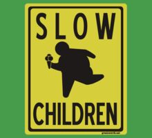 Slow: Children by Groatsworth