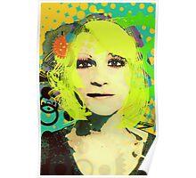 Oil Spill Series: Lorelle Poster