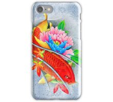 Koi Fantasy iPhone Case/Skin
