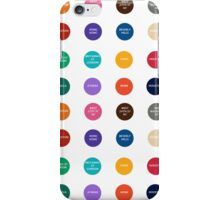 Seth Stolbun's Quest For the Golden Spot iPhone Case iPhone Case/Skin