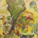 Landscape with a Tree. by Tim  Duncan