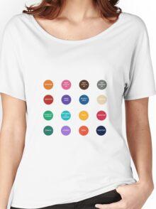 City Spots Women's Relaxed Fit T-Shirt
