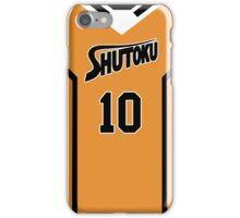 Shutoku: Takao Kazunari iPhone Case/Skin