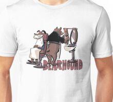 Bearhound Barbershop Unisex T-Shirt