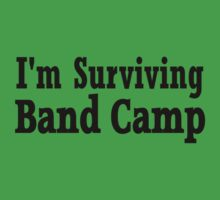 Band Camp One Piece - Short Sleeve