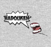Hadouken 2 One Piece - Long Sleeve