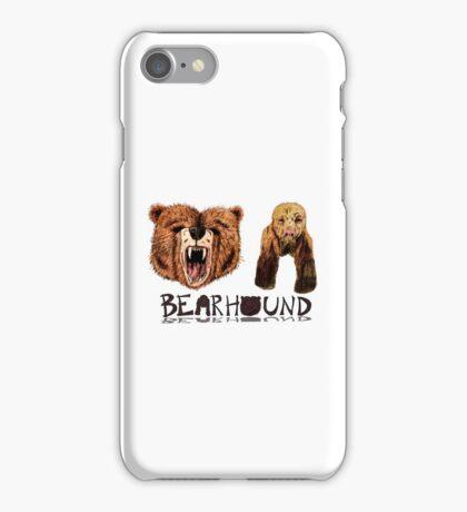 Bearhound iPhone Case/Skin