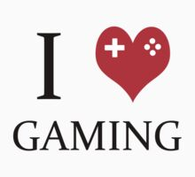 I Heart Gaming by ScottW93