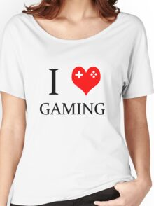 I Heart Gaming Women's Relaxed Fit T-Shirt