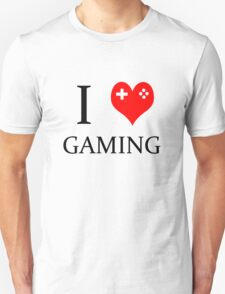I Heart Gaming Unisex T-Shirt