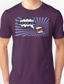 Hadouken Blue Unisex T-Shirt