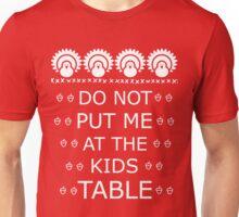 Thanksgiving Kids Table Unisex T-Shirt
