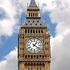 Big Ben by Daniel Silva