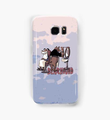 Bearhound Barbershop Samsung Galaxy Case/Skin
