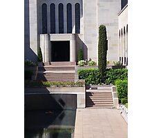 Canberra War Memorial Photographic Print