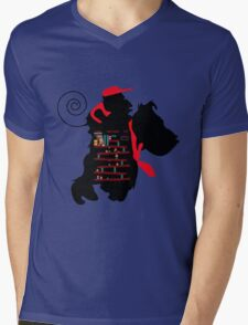 Donkey Kong Mens V-Neck T-Shirt