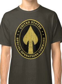 Special Operations Command Classic T-Shirt