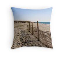 Beachwalk... Throw Pillow
