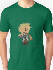 Calvin Hobbes Curse Your Sudden T-Shirt