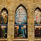 Staind Glass by MJD Photography  Portraits and Abandoned Ruins