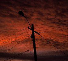 Sunset in the Shire by kutayk