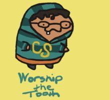 Worship The Tooth Kids Tee