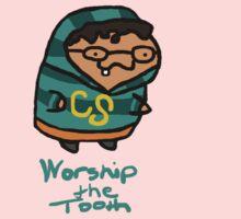 Worship The Tooth Baby Tee