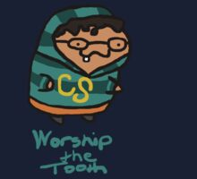 Worship The Tooth Kids Tee