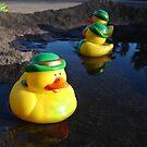 Rubber Duckies by LadyEloise