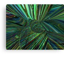 Radiant Flower Fx  Canvas Print