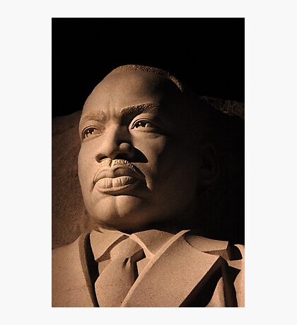 MLK, Jr. Photographic Print