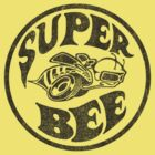 Super Bee Vintage Black by Deadscan