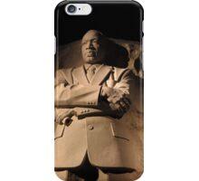 MLK, Jr. Memorial iPhone Case/Skin