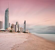 Early Rise at Surfers Paradise by PhotoByTrace