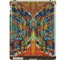 Vortex To Hell Mirror iPad Case/Skin
