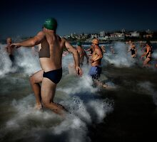 Bondi Moments - Nth Bondi Classic by Ian English