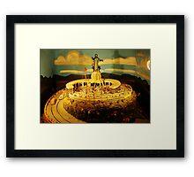 Cristo Rey Framed Print