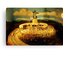 Cristo Rey Canvas Print