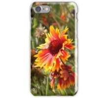 When The Flower Blooms iPhone Case/Skin