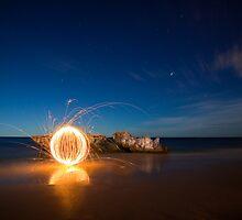 Hot Bennion Orb by Stephen Humpleby