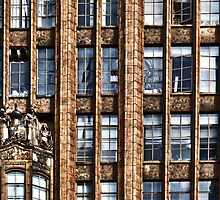 The Old Office Building by JohnKarmouche