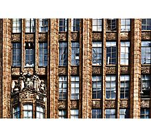 The Old Office Building Photographic Print