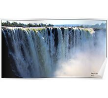 Vic Falls in all is glory! Poster